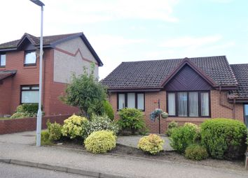 Thumbnail 2 bed semi-detached bungalow for sale in Eemins Place, Elgin