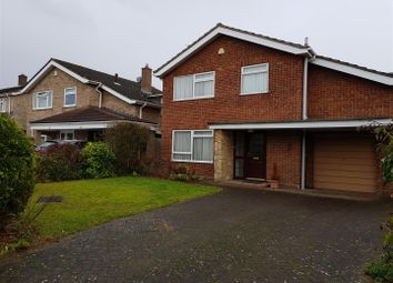 Thumbnail 4 bed detached house to rent in Brecon Way, Bedford