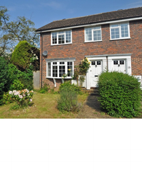 Thumbnail 3 bed end terrace house to rent in Ockfields, Milford