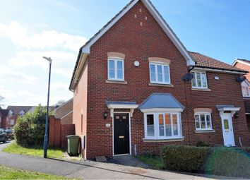 Thumbnail 3 bed semi-detached house for sale in Lacock Gardens, Maidstone
