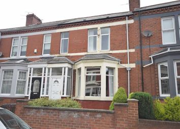 Thumbnail 4 bed terraced house for sale in Morpeth Avenue, South Shields