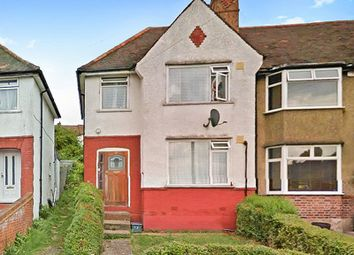 Thumbnail 3 bed end terrace house for sale in Bracewell Avenue, Greenford
