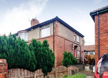 Thumbnail 2 bed flat for sale in Benton Road, High Heaton, Newcastle Upon Tyne