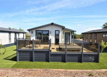 Thumbnail 2 bed property for sale in Rookery Manor Lodges, Edingworth Road, Somerset