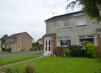 Thumbnail 2 bed semi-detached house for sale in Maybole Crescent, Newton Mearns, Glasgow