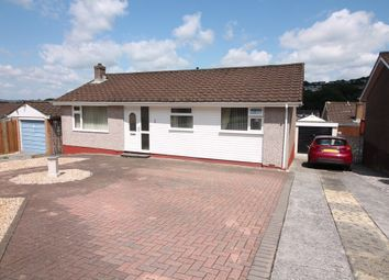 Thumbnail 3 bed detached bungalow for sale in Canhaye Close, Plympton, Plymouth