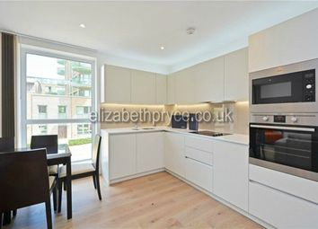 Thumbnail 3 bed flat to rent in Grayston House, 1 Ottley Drive, Kidbrooke Village, London