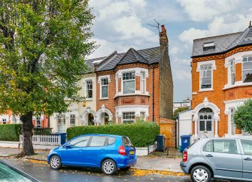 Thumbnail 3 bed terraced house for sale in St. Albans Avenue, London