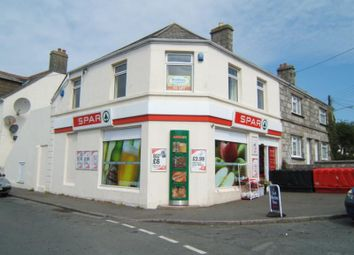 Thumbnail 1 bed flat to rent in Fore Street, St Dennis, St Austell, Cornwall