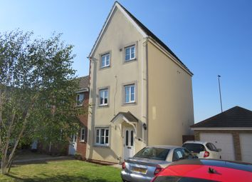 Thumbnail Town house for sale in Brookthorpe Court, Yate, Bristol