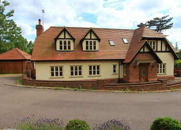 Thumbnail 5 bedroom detached house for sale in Briary Wood Lane, Welwyn, Hertfordshire