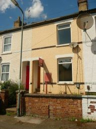 Thumbnail 3 bed terraced house to rent in Palk Road, Wellingborough