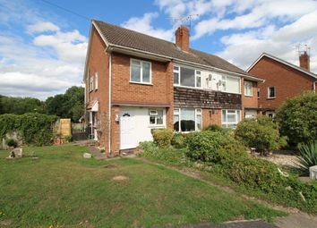 Thumbnail 2 bed flat for sale in Ladbrook Road, Coventry