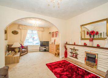 Thumbnail 3 bed terraced house for sale in Pwllglas Road, Cefn Fforest, Blackwood