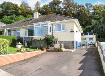 Thumbnail 3 bedroom semi-detached bungalow for sale in Padacre Road, Torquay
