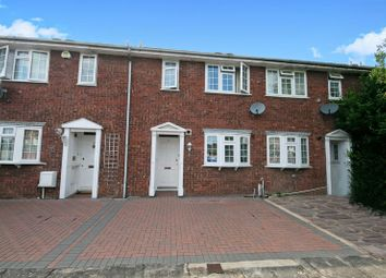 Thumbnail 3 bed terraced house for sale in The Boltons, Sudbury Hill, Harrow