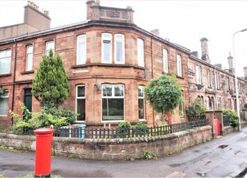 Thumbnail 1 bed flat for sale in King Street, Coatbridge