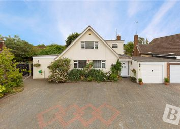Thumbnail 4 bed detached house for sale in Lingcroft, Kingswood, Essex