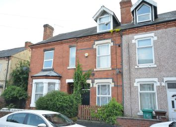 Thumbnail 2 bed terraced house for sale in Wilton Street, Nottingham