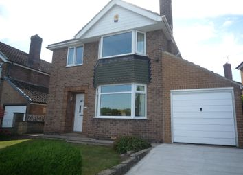 Thumbnail 4 bed detached house for sale in Carlton Road, Chesterfield