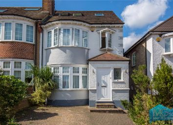 Thumbnail 4 bed semi-detached house for sale in West Avenue, West Finchley, London