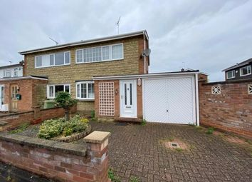 Thumbnail 2 bed semi-detached house for sale in Trinity Road, Old Wolverton, Milton Keynes