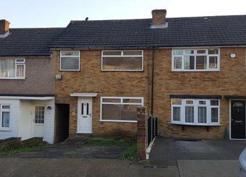 Thumbnail 3 bedroom terraced house for sale in Grange Road, Romford