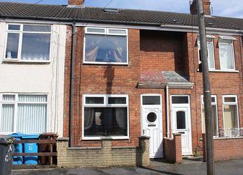 Thumbnail 2 bedroom terraced house for sale in Dorset Street, Hull