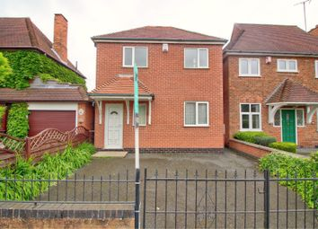Thumbnail 2 bed detached house for sale in Sandhurst Road, Leicester