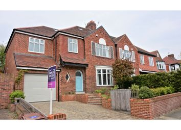 Thumbnail 5 bedroom semi-detached house for sale in Reid Park Road, Newcastle Upon Tyne