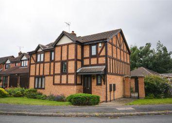 Thumbnail 4 bed detached house for sale in Hallfields, Edwalton, Nottingham
