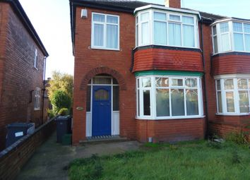 Thumbnail 3 bed semi-detached house for sale in Zetland Road, Doncaster