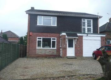 Thumbnail 5 bed detached house to rent in Intwood Road, Cringleford, Norwich
