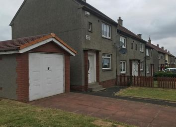 Thumbnail 2 bed end terrace house to rent in Tweed Street, Larkhall