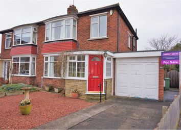 Thumbnail 3 bed semi-detached house for sale in Rounton Grove, Fairfield