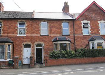 Thumbnail 3 bed terraced house for sale in Horsdon Terrace, Tiverton