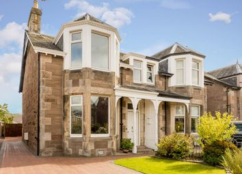 Thumbnail 4 bed semi-detached house for sale in Craigie Road, Craigie, Perth