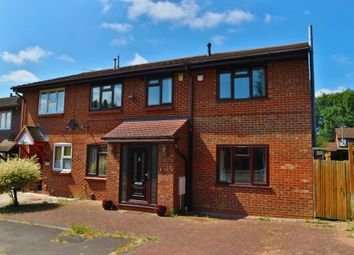 Thumbnail 4 bedroom semi-detached house to rent in Fleetham Garden, Lower Earley