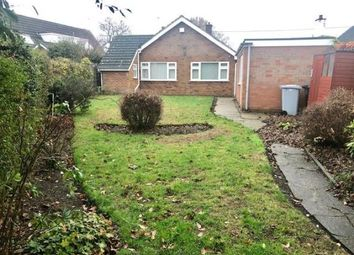 Thumbnail 2 bed bungalow for sale in Nursery Road, Alsager, Stoke-On-Trent, Cheshire