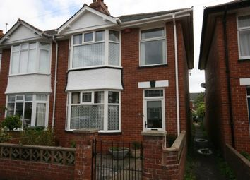 Thumbnail 3 bed terraced house to rent in Retreat Road, Topsham, Exeter