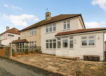 3 bed semi-detached house for sale in Farnborough Avenue, South Croydon, Surrey CR2