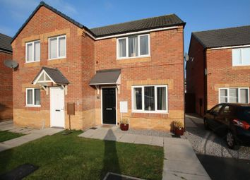 Thumbnail 2 bed semi-detached house for sale in Yacley Close, Newton Aycliffe