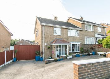 Thumbnail 3 bed semi-detached house for sale in Stanhope Road, Gedling, Nottingham