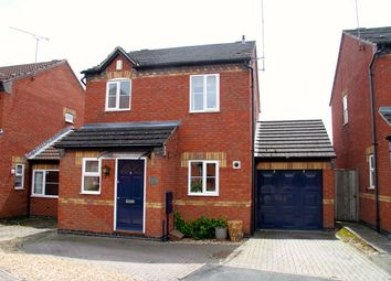 Thumbnail 3 bed detached house for sale in Neason Close, Worcester