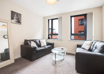 Thumbnail 2 bedroom flat to rent in Blantyre Street, Manchester
