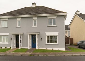 Thumbnail 3 bed semi-detached house for sale in 12 Lake Side Gardens, Portlaoise, Laois County, Leinster, Ireland