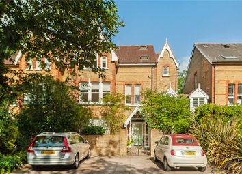 Thumbnail 3 bed flat for sale in Lion Gate Gardens, Richmond, Surrey