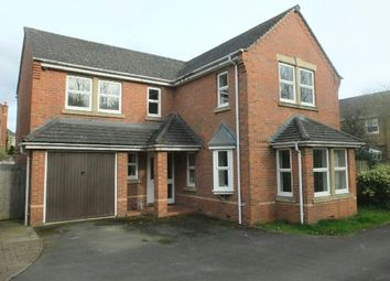 Thumbnail 4 bed detached house for sale in Wye View, Ledbury