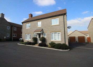 Thumbnail 4 bed detached house for sale in Saxon Mill, Ridgeway Farm, Swindon