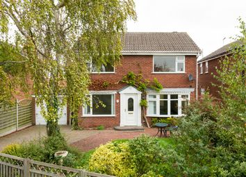 Thumbnail 4 bedroom detached house to rent in Ingleton Drive, Easingwold, York